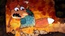 Гора самоцветов лучшие серии Жихарка Козья хатка Колобок Кот и лиса Крошечка Хаврошечка