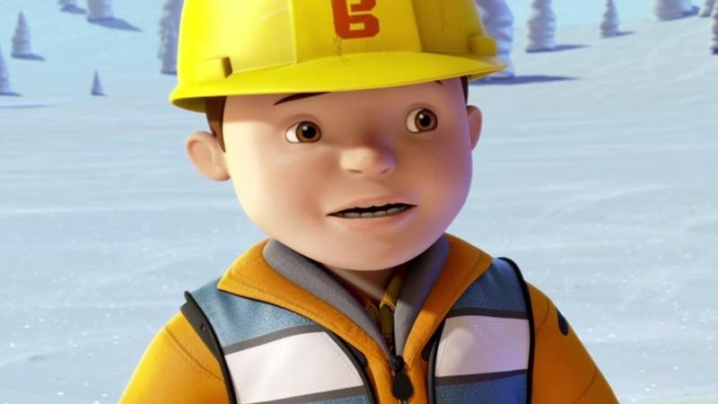 Боб строитель ⭐🛠Зима весной ⭐🛠Городское телевидени | Мультфильмы для детей