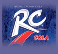 OLD RC COLA ROYAL CROWN soda advertising thermometer sign
