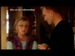 The vicar of dibley, comic relief special 2007 (wife-swap, the very last episode)