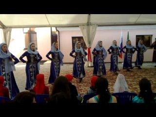 Убыхский танец Ансамбль Адыги