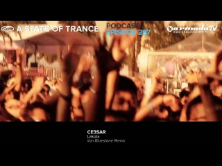 Armin van Buuren's A State Of Trance Official Podcast Episode 287