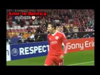 Бенфика Базель 1-0 (1-1)