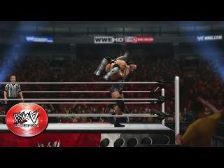•WWE and VFW•[V]irtual [F]ediration [W]restling