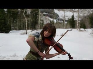 [Скайрим | Skyrim ] -  Американская скрипачкa.