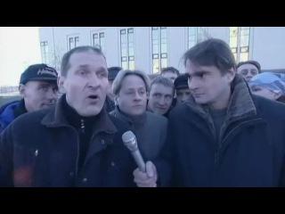 Репортаж с улицы, где ничего не произошло)