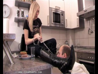 German Femdom 15 ( Dark Mistress video'' Dark Mistress Shoes'' )