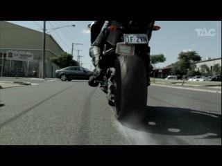 Реконструкция аварии на мотоцикле