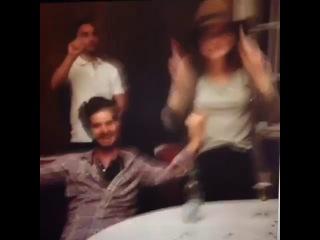 Emma's little dance