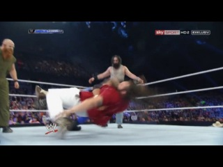 [WM]  The Prime Time Players vs. The Wyatt Family (Friday Night SmackDown )