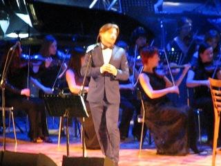 Би 2 с симфоническим оркестром в Екатеринбурге 18 04 14 Ее глаза.