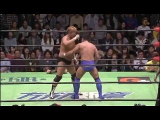 [#My1] NOAH Global League 2013 - Tag 10 - Takeshi Morishima vs. Yuji Nagata (Global League 2013 Final Match)