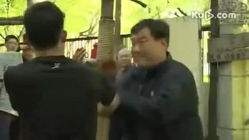 Тренировка по тунбей Китай