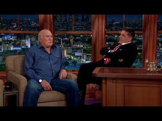 The Late Late Show with Craig Ferguson 2014.09.16 Terry Bradshaw