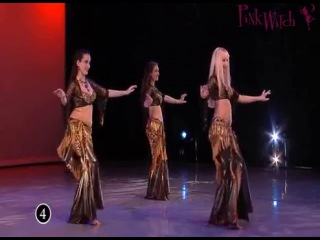 BELLYDANCE - Neon - and Sra Skinner-Love Poision Workout