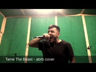 Tame the beast - abrb cover