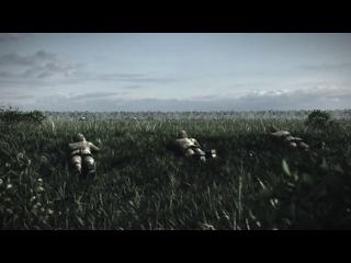 Анимационный фильм-реконструкция, описывающий подробности легендарного танкового сражения, состоявшегося в августе 1941г. у Гатчины, под Войсковицами. В этом бою 20 августа 1941г. экипажем старшего лейтенанта Колобанова Зиновия Григорьевича было подбито 22 немецких танка, а всего его рота записала на свой счёт 43 танка противника.