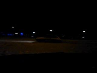 Перед сходкой osnk auto греет трассу
