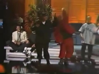 Hip-Hop Superstars on Arsenio Hall Show