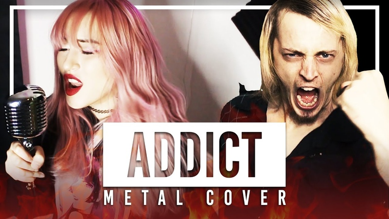 Hazbin Hotel Silva Hound Addict Metal Cover by Lollia feat @DAGames