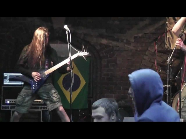 SoulRise Tribute to Soulfly Arise Dead E C Der Wrangel Tower 22 04 2012 vox by St