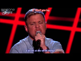 """Lee Glasson - """"Can't Get You Out Of My Head"""" - The Voice UK 2014"""