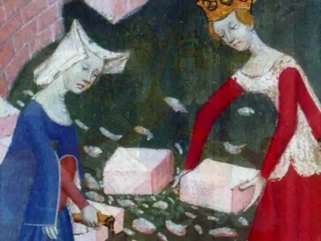 Montpellier Codex Mo 21 L'autrier joer Christine de Pizan Anonymous 4
