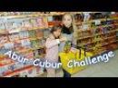 Abur Cubur Challenge Hiç Tatmadıklarımız Eğlenceli Çocuk Videosu Funny Kids Videos