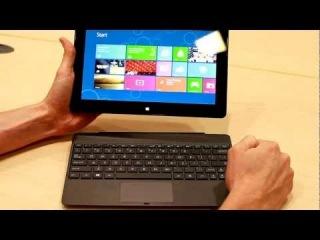 Компании ASUS и nVidia показали на выставке Computex 2012, проходящей сейчас на Тайване, планшетные компьютеры Tablet 600 и Tablet 810.