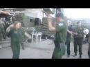 Командир Самали Гиви Ополчения Армии ДНР Отжигает на Танцах с Девушками в Свой Д