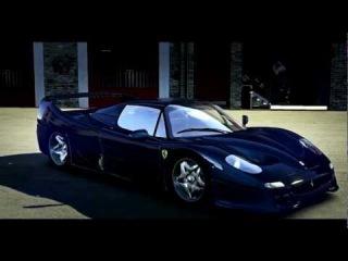 Test Drive • Ferrari F50 •
