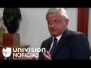 """López Obrador México no ha entendido cuál es la estrategia de Donald Trump"""""""
