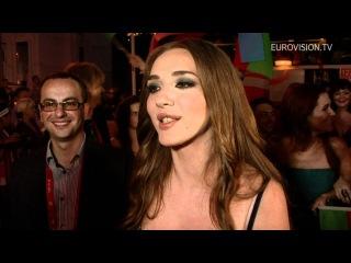Открытие Евровидения 2012
