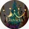 Украшения Davleta: натуральный камень & дизайн