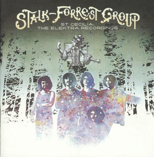 Blue Öyster Cult альбом St. Cecilia: The Elektra Recordings