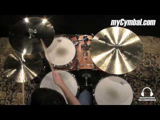 """Zildjian 14"""" K/Z Special Hi Hat Cymbals (K0839-1073014E)"""
