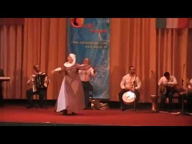 Saidi Ebrahim ElAskandrany.Gala show festival Cairo Mirage 2015