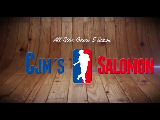 CJM S vs SALOMON I love this dance all star game 2013