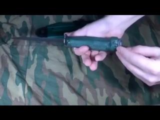 Нож разведчика специальный НРС-2