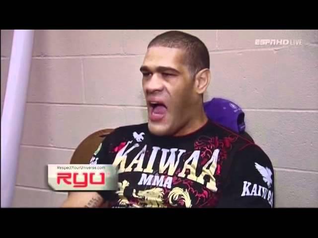 Bigfoot Backstage UFC 146