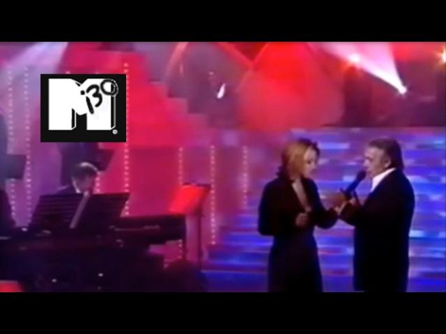 Lara Fabian Michel Sardou Je Vais T'aimer 1997
