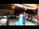 Кристина Хугаева и Заур Зураев