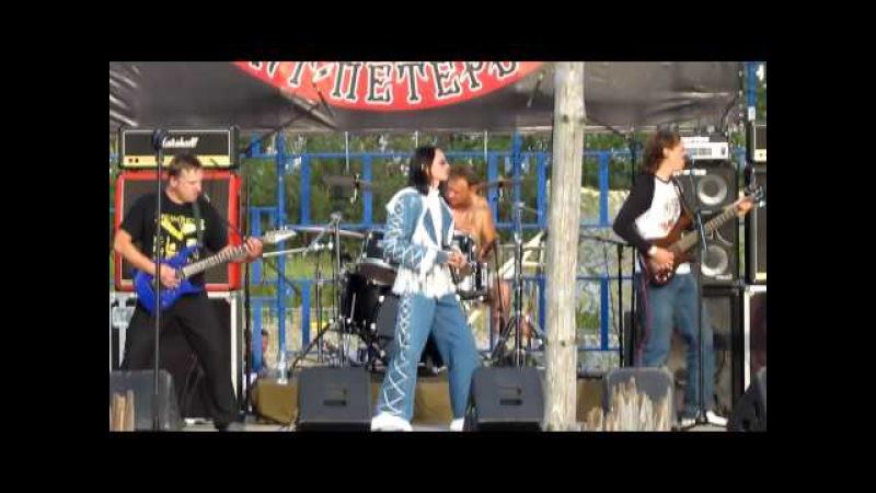 Michael Nahimovich VIA ПЕNЬКИ Maybe I'm a Leo Deep Purple cover live '2011