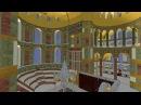 Three dimensional reconstruction of the Hagia Sophia's byzantine sanctuary