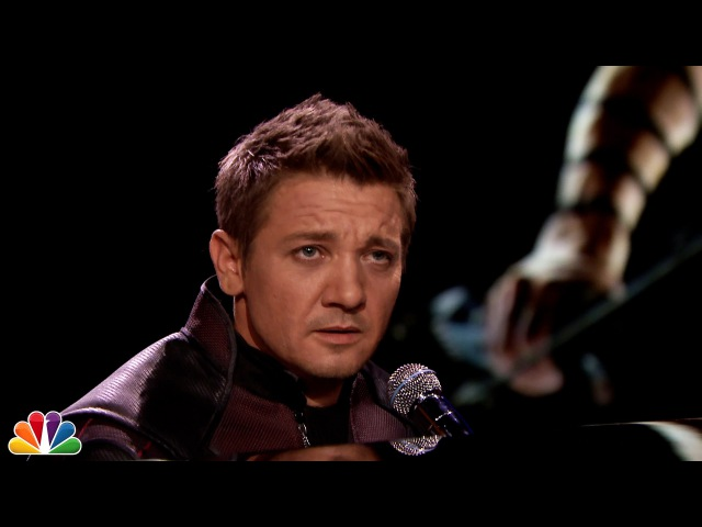 Hawkeye Sings About His Super Powers Ed Sheeran Thinking Out Loud Parody