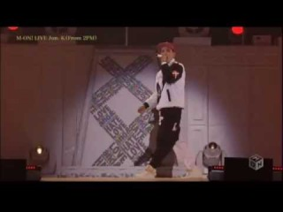 Jun.K from 2PM - Just One Night - Live in Japan (140727)
