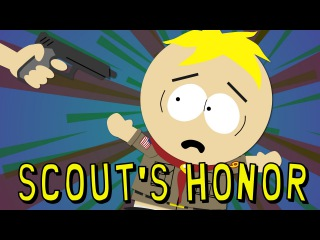 South Park Parody of Police Brutality and White Privilege - Scout's Honor