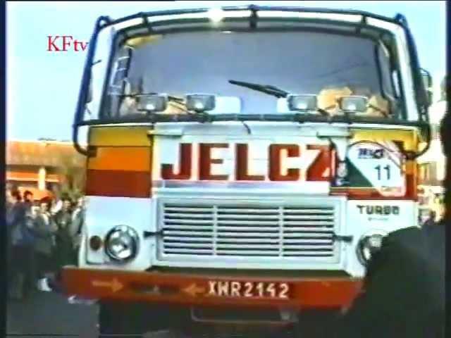 3 Jelcz Rally 1988r