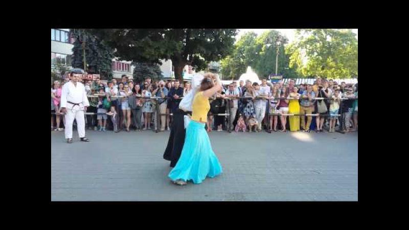 Іванофранківцям показали «Красивий спорт» (фотовідео)