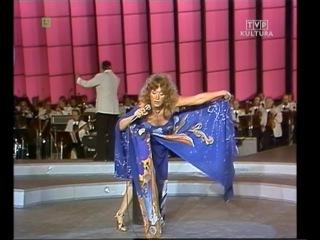 Алла Пугачева - выступление на фестивале в Сопоте (Польша), 22-25 августа 1979 г.